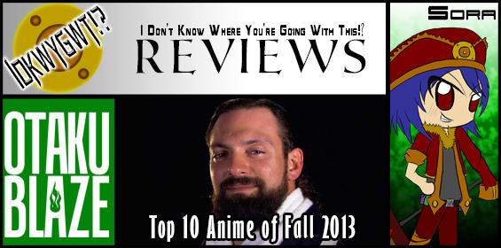 Top 10 Fall 2013